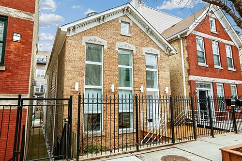 1730 W Pierce, Chicago, IL 60622 Wicker Park