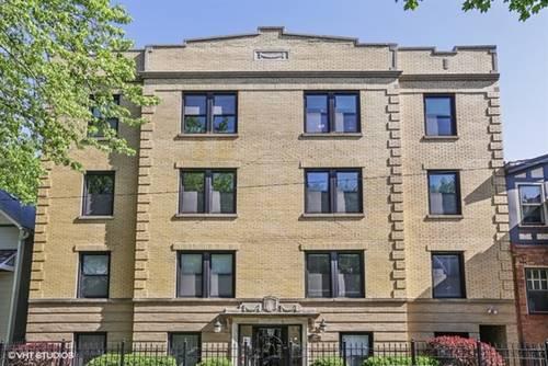 1744 W Henderson Unit 3, Chicago, IL 60657 Roscoe Village