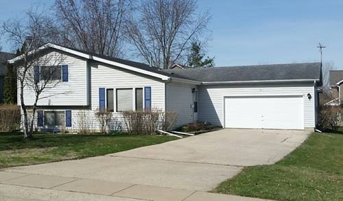 411 Crystal Lake, Lake In The Hills, IL 60156