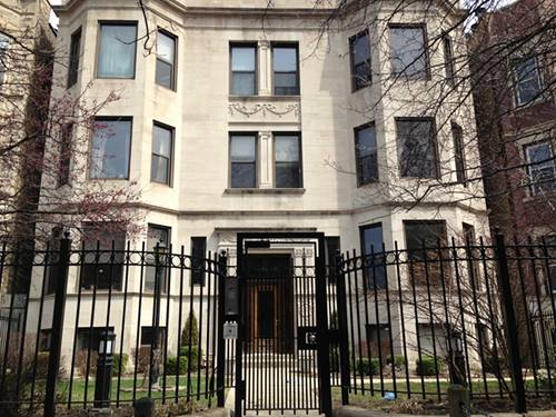 4011 N Kenmore Unit G4, Chicago, IL 60613 Uptown
