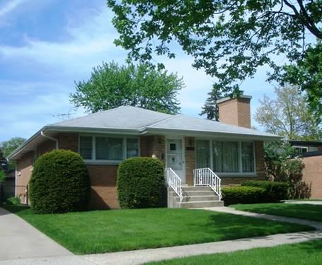 1000 Frances, Park Ridge, IL 60068