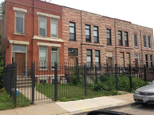 621 S Campbell, Chicago, IL 60612