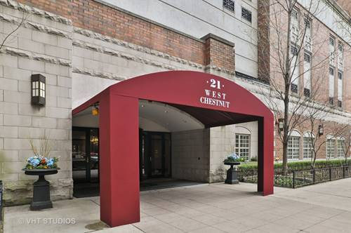 21 W Chestnut Unit 905, Chicago, IL 60610 Gold Coast