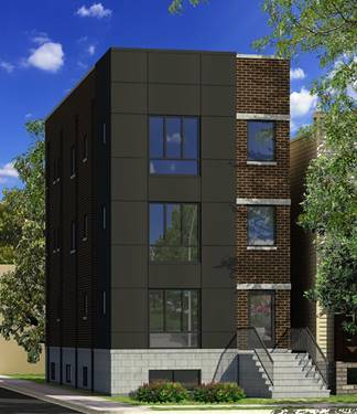 1800 N Richmond Unit 3, Chicago, IL 60647