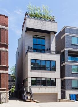 1823 N Halsted Unit 3, Chicago, IL 60614 Lincoln Park