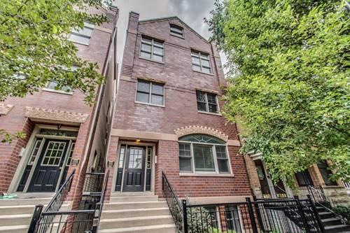 1348 W George Unit T, Chicago, IL 60657 Lakeview
