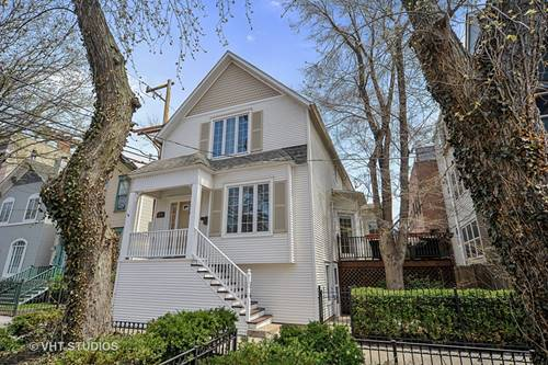 2611 N Seminary, Chicago, IL 60614 West Lincoln Park