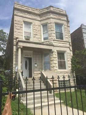 4030 W 21st, Chicago, IL 60623