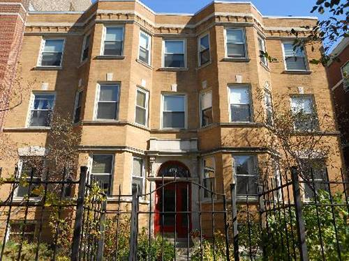 4711 N Winthrop Unit 3N, Chicago, IL 60640 Uptown