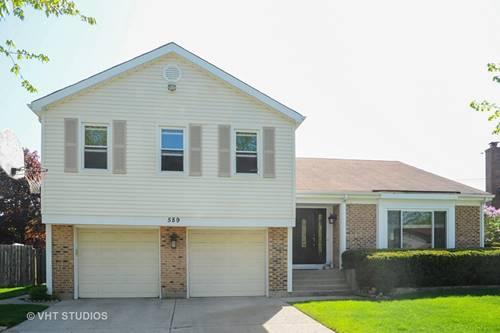 589 Cobblestone, Buffalo Grove, IL 60089
