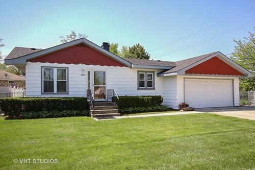 6055 W 93rd, Oak Lawn, IL 60453