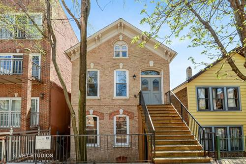 1733 W Pierce, Chicago, IL 60622 Wicker Park