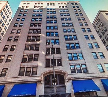 680 S Federal Unit 606, Chicago, IL 60605 South Loop