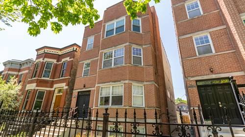 1520 N Leavitt Unit 2, Chicago, IL 60622 Wicker Park
