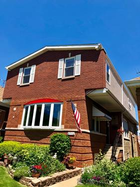 5714 W Pensacola, Chicago, IL 60634