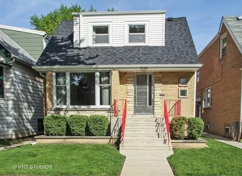 5048 N Kolmar, Chicago, IL 60630