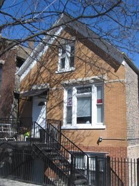 2240 W Palmer, Chicago, IL 60647 Bucktown