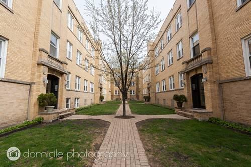 1338 W Estes Unit 3N, Chicago, IL 60626