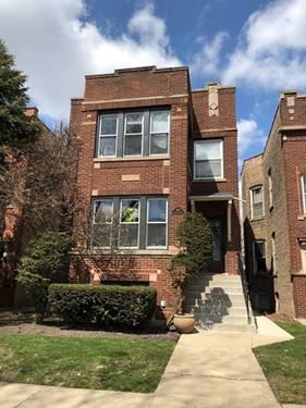 2618 W Argyle Unit 2, Chicago, IL 60625 Ravenswood