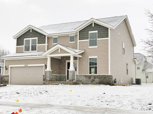 12209 Red Clover Lot 32, Plainfield, IL 60585