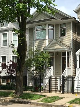 1442 W George, Chicago, IL 60657 Lakeview