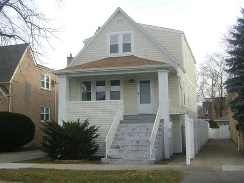 4337 N Mobile, Chicago, IL 60634