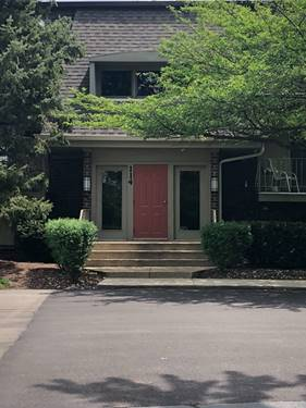 114 E Bailey Unit D, Naperville, IL 60565