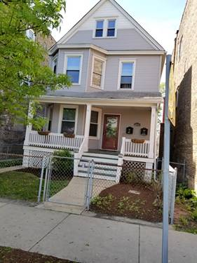 3843 W Montrose, Chicago, IL 60618