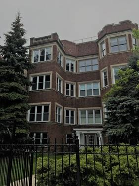 4072 N Sheridan Unit 2A, Chicago, IL 60613 Uptown
