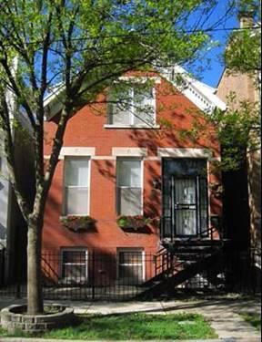 1810 N Wilmot, Chicago, IL 60647 Bucktown