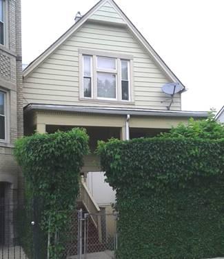 3718 W Mclean Unit 2, Chicago, IL 60647