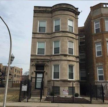 4517 S Calumet Unit 3, Chicago, IL 60653