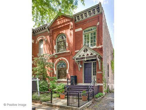 2244 N Bissell, Chicago, IL 60614 West Lincoln Park