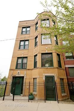 1304 N Claremont Unit 3, Chicago, IL 60622 Wicker Park