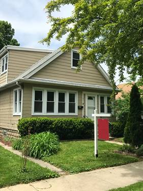 8610 Georgiana, Morton Grove, IL 60053