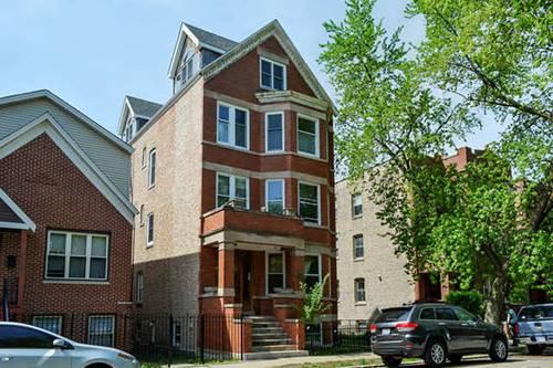 2335 W Medill, Chicago, IL 60647 Bucktown