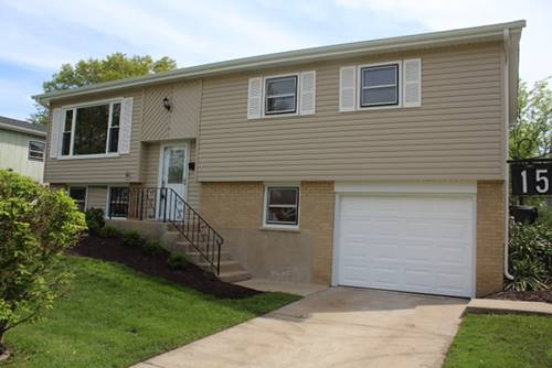 15415 Warwick, Oak Forest, IL 60452