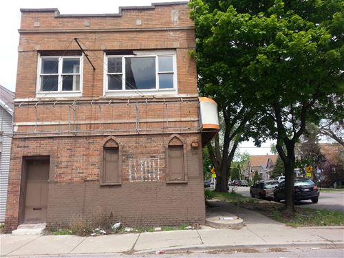 1834 W Pershing, Chicago, IL 60609
