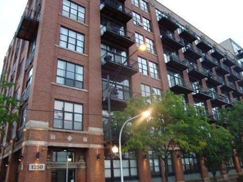 1250 W Van Buren Unit 414, Chicago, IL 60607