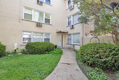 5858 W Addison Unit 1S, Chicago, IL 60634