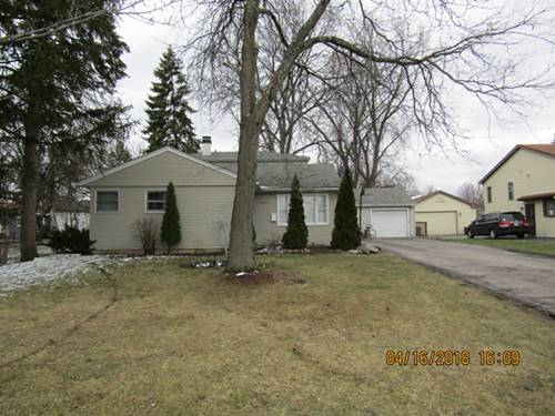 2603 Fremont, Rolling Meadows, IL 60008
