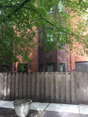 1827 N Dayton Unit C, Chicago, IL 60614 West Lincoln Park