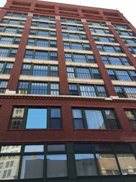 633 S Plymouth Unit 301, Chicago, IL 60605 South Loop