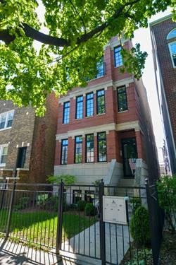 1523 W Montana Unit 2, Chicago, IL 60614 West Lincoln Park
