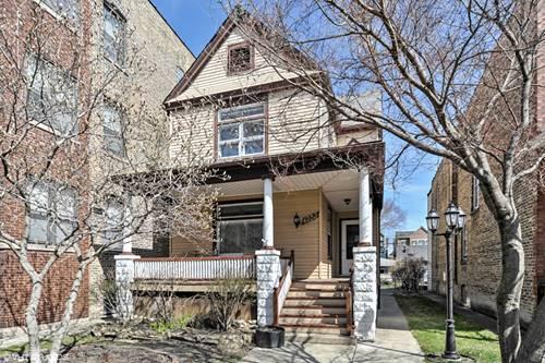 4253 N Winchester, Chicago, IL 60613 North Center