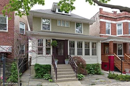 4511 N Sawyer, Chicago, IL 60625