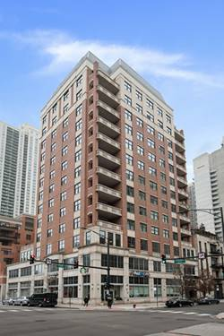 30 W Erie Unit 802, Chicago, IL 60654 River North