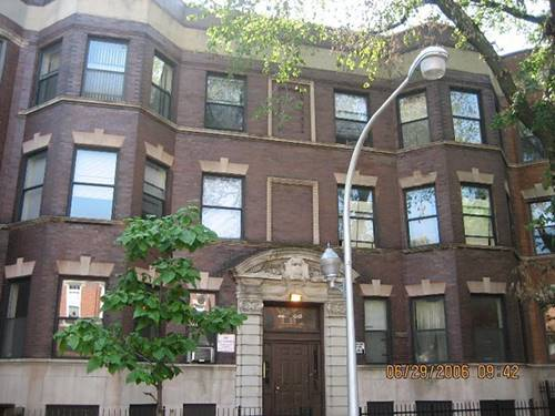 4343 S Greenwood Unit 2S, Chicago, IL 60653