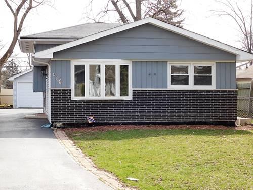 4007 N Grant, Westmont, IL 60559