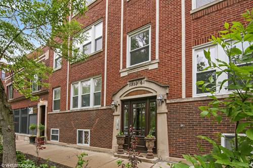 5861 N Glenwood Unit G, Chicago, IL 60660 Edgewater